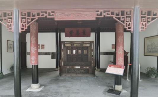 """走进""""杨氏孝坊"""",看中国传统的孝道文化"""