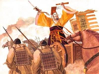 战式起源二,源于姬姓,出自战国时期滕国大夫毕战