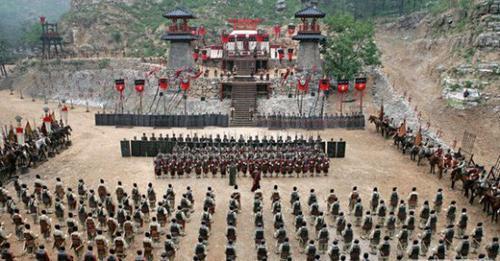 战式起源一,源于官位,出自古代排兵布阵之战争、战役指挥官
