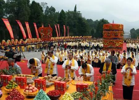 中国古代皇家祭祀礼仪