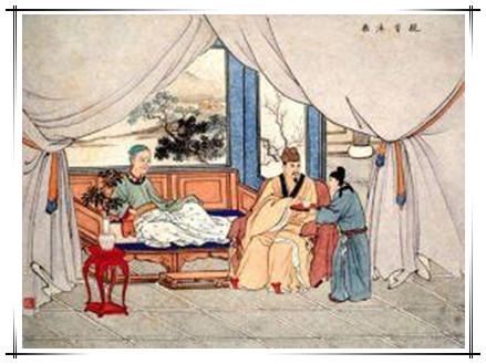 中国古代习俗文化知识