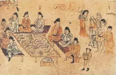 中国传统礼仪习俗