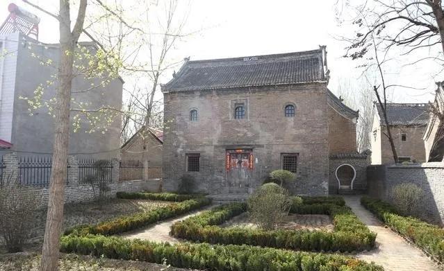 彭店镇安家村安氏民居被列为省级文物保护单位!