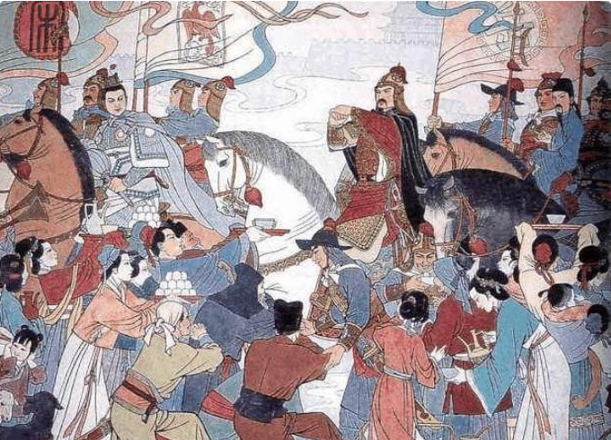中国历史上的四次大移民,和哪些姓氏相关?