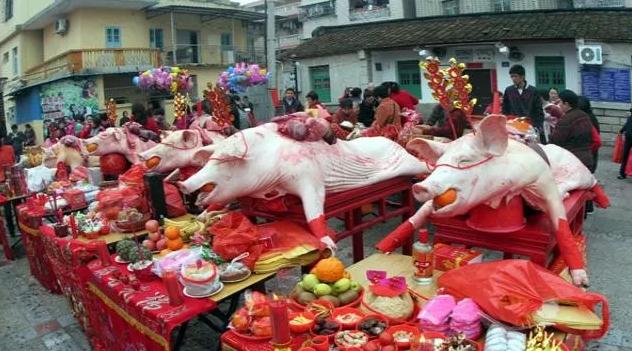 古代的祭祀文化:三牲、血食、太牢、少牢都是谁人能用的