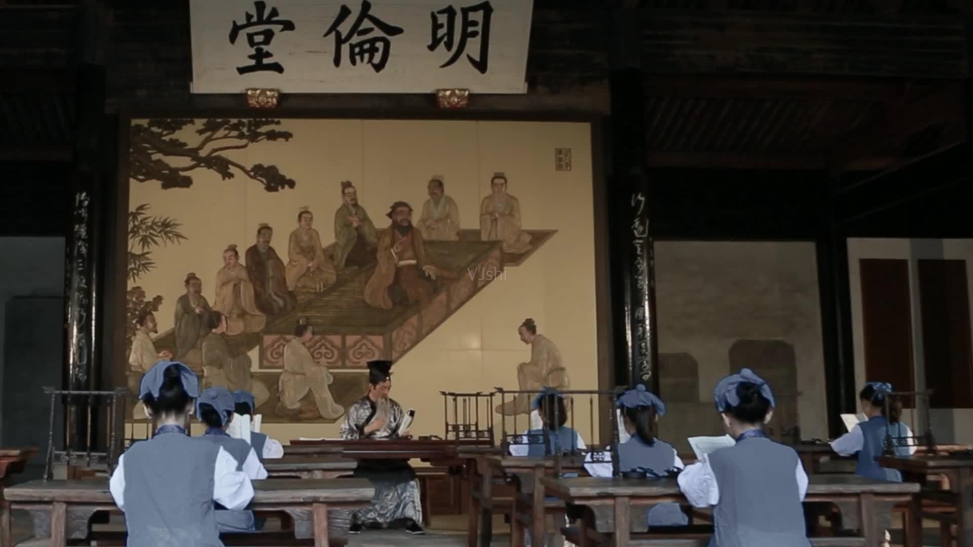 古代的学校有哪些类型?老师的薪酬一般是多少?