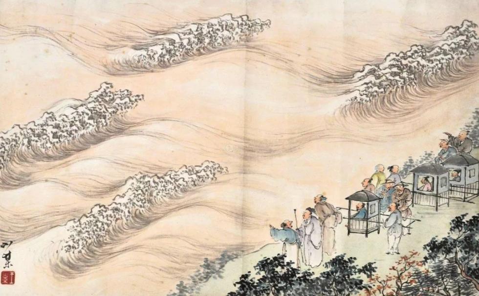 中秋赏月地图出炉,古人是如何过中秋的你知道吗?