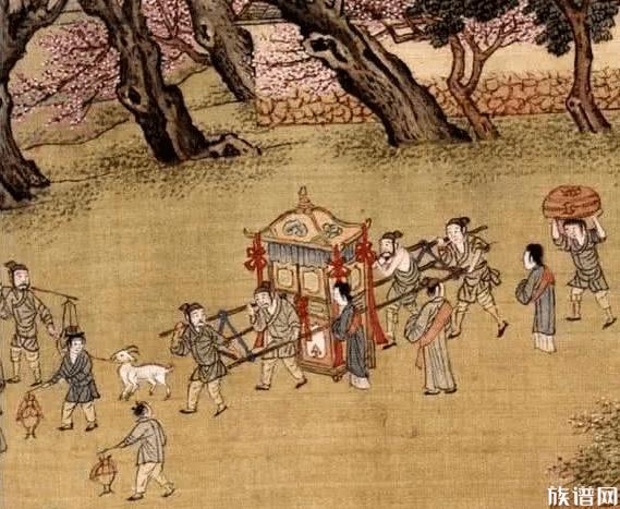 国庆假期纷纷出行,你知道古代出行的交通工具有哪些吗?