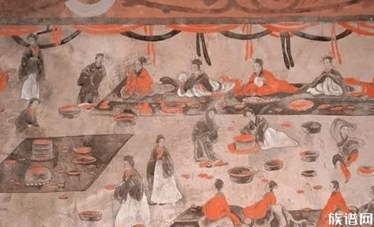 分餐制:体现等级制度的同时,还蕴含着深厚的礼仪文化