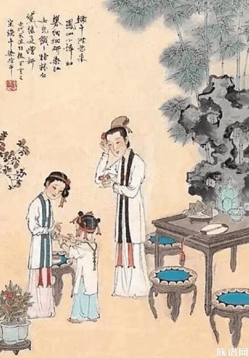 中国古代风俗习惯知多少?