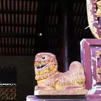 祠堂中的极品,珠海杨氏大宗祠