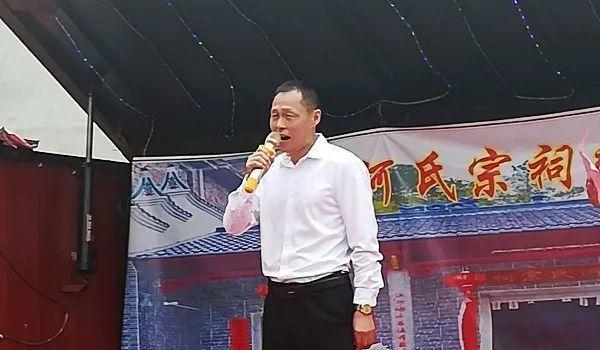 江西赣州于都迳溪何氏宗祠落成,500宗亲欢庆