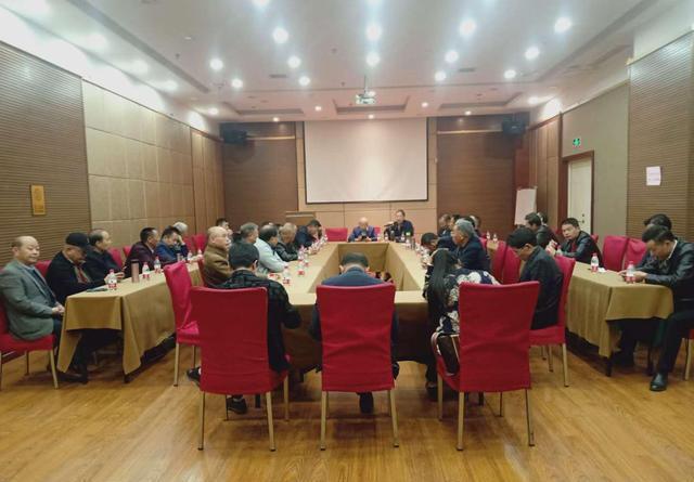 江西丁氏族谱文化研究会省、市负责人会议在南昌市举行