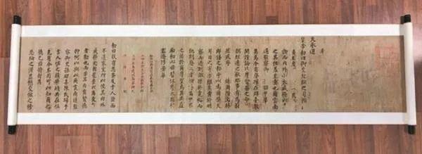 """锡图家谱馆开馆一个月受赠不断,有人捐献明代""""圣旨"""""""