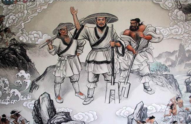 这个乍一看不认识的姓氏居然排88位,曾是大禹治水的第一功臣