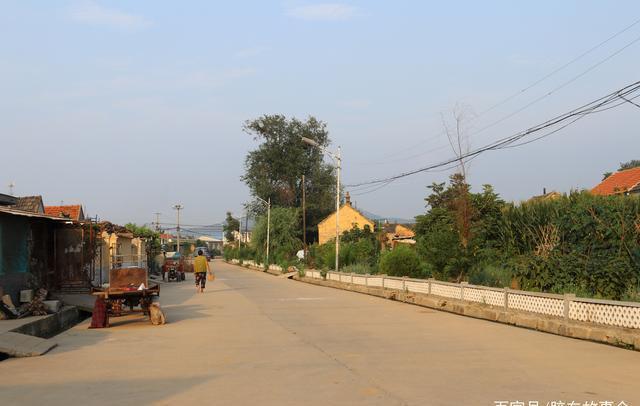 牟平东边有个酒馆村,地处烟台威海之间的交通要道