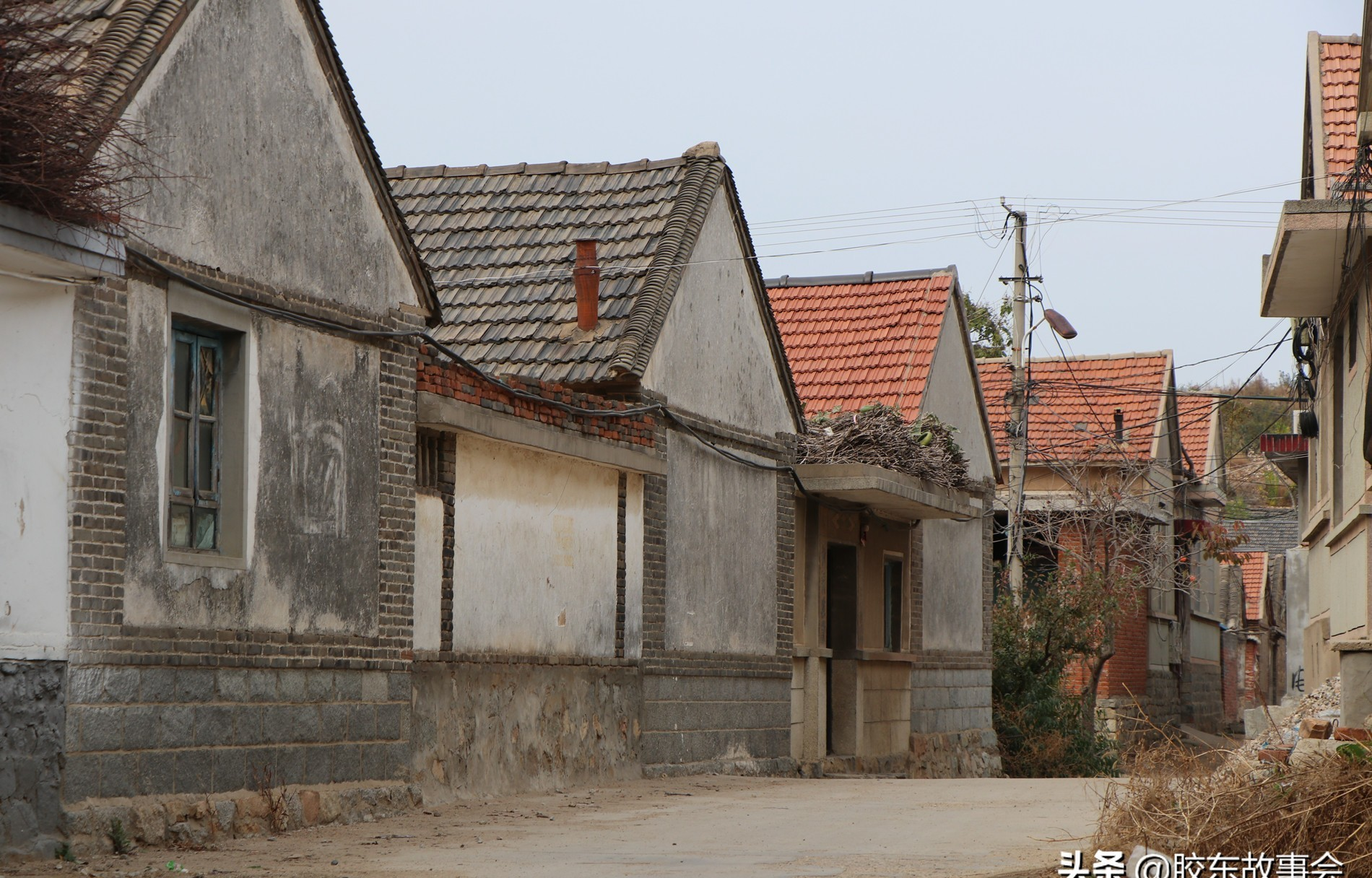 栖霞苏家店镇有不少韩姓人,他们大多与蓬莱有渊源