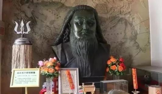 """山东东烟台北头村""""都姓""""蒙古人"""