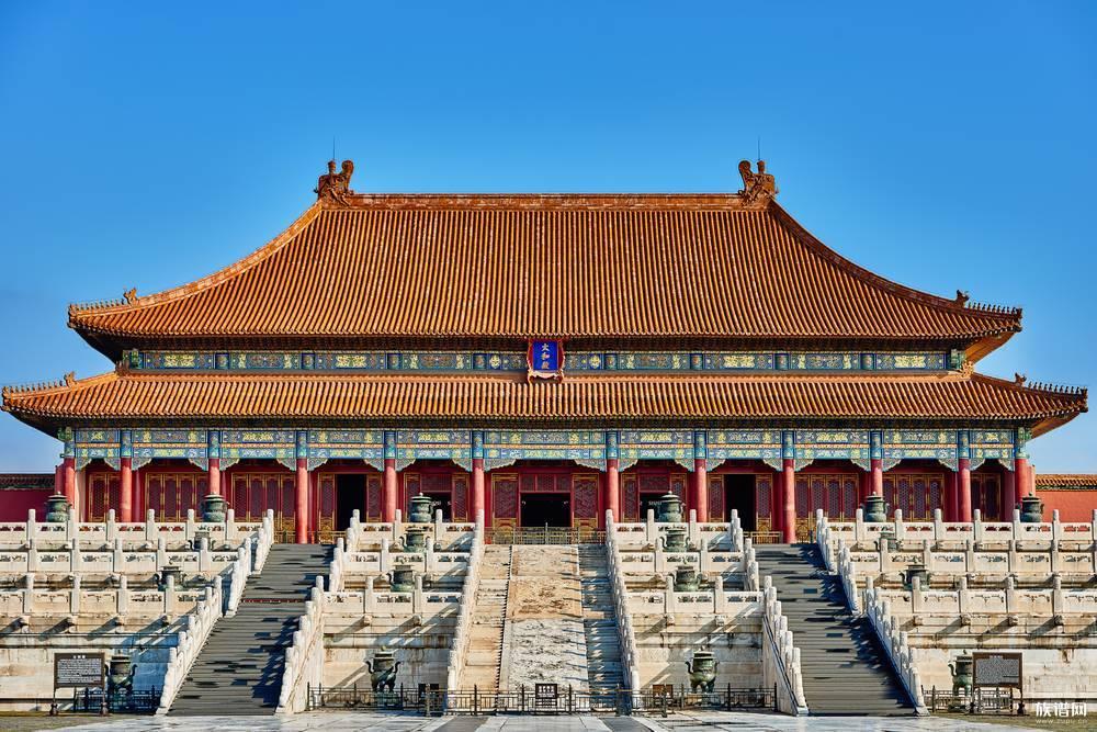 皇帝和后妃居住的地方有什么不同?在紫禁城是怎么分布的?
