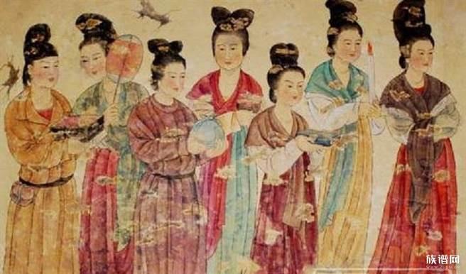 隋唐时期的后妃等级以及封号是什么样的?