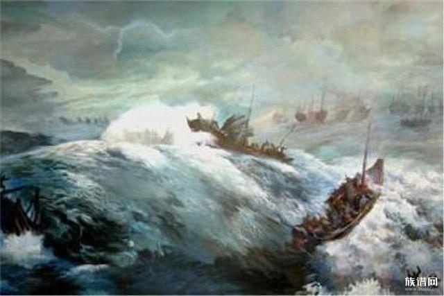 """强台风""""灿都""""来袭,你知道古人是如何预防和应对台风的吗?"""