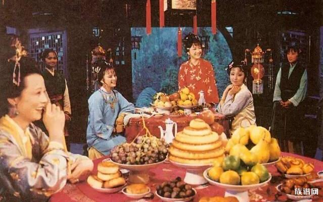 古代过中秋会吃月饼吗?古代的月饼是什么馅的?