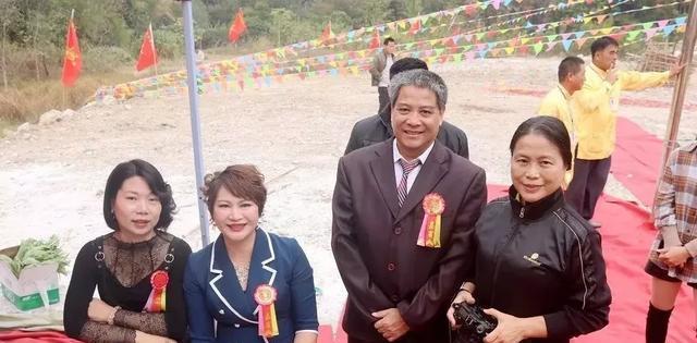 阳春黄氏文化大宗祠封顶仪式,1000多名宗亲代表参与活动