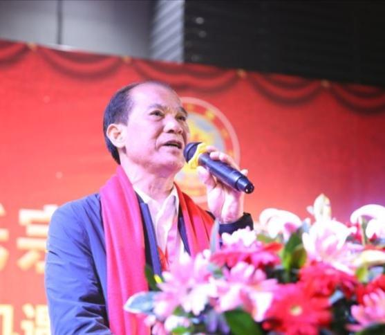 深圳钟氏宗亲第五届联谊大会在龙华区丽景城观湖园隆重举行