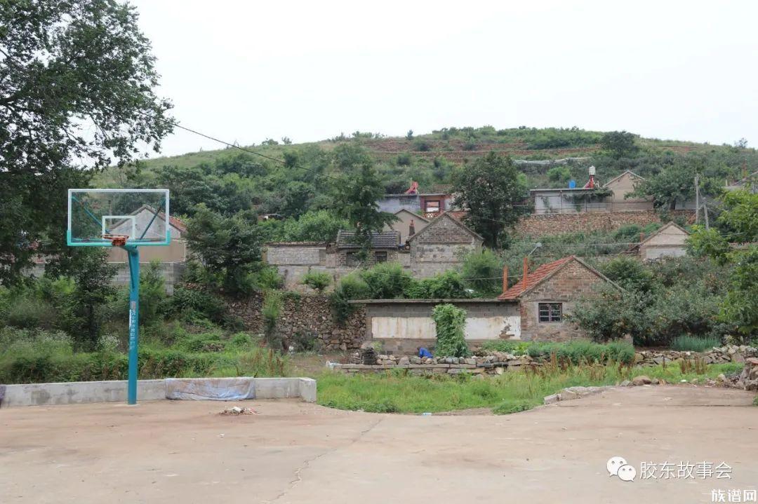 """栖霞城郊有个山村叫""""郭落庄"""",住了不少衣姓人"""