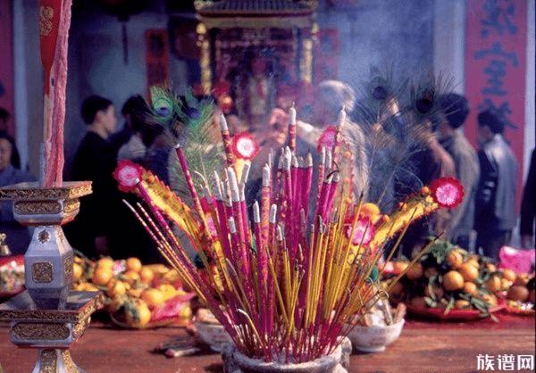 中国古代风俗文化之祭祀