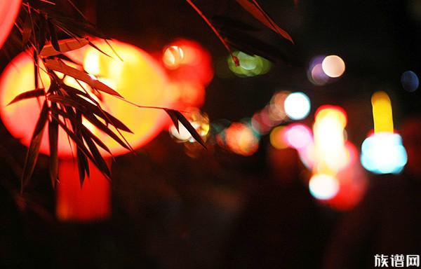 中国古代习俗中的情人节