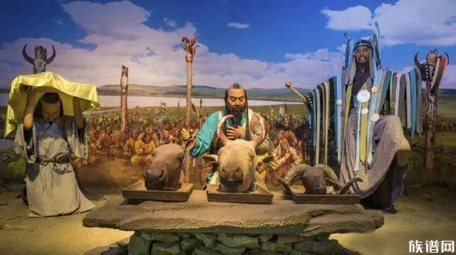 中国祭祀文化:敬天地,崇祖先