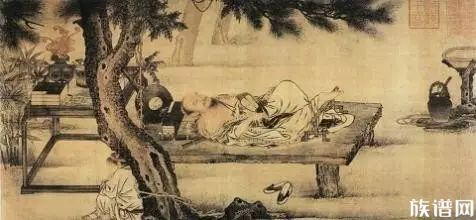 没有空调的古代人是如何抵挡秋老虎的?(上)