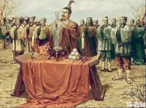 从祭祖到祭天地,梳理我国古代的祭祀文化